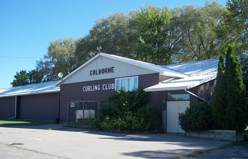picture of the curling club
